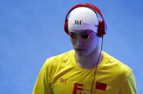 孫楊入選中國游泳隊奧運集訓名單 跟隨朱志根教練等人在浙江訓練